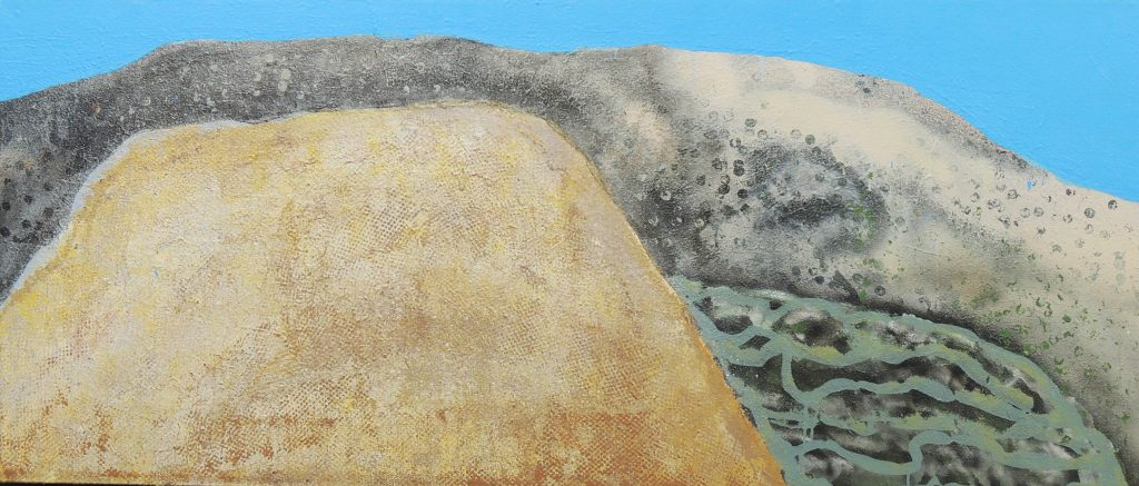 Breakaways, 2014,76x183cm
