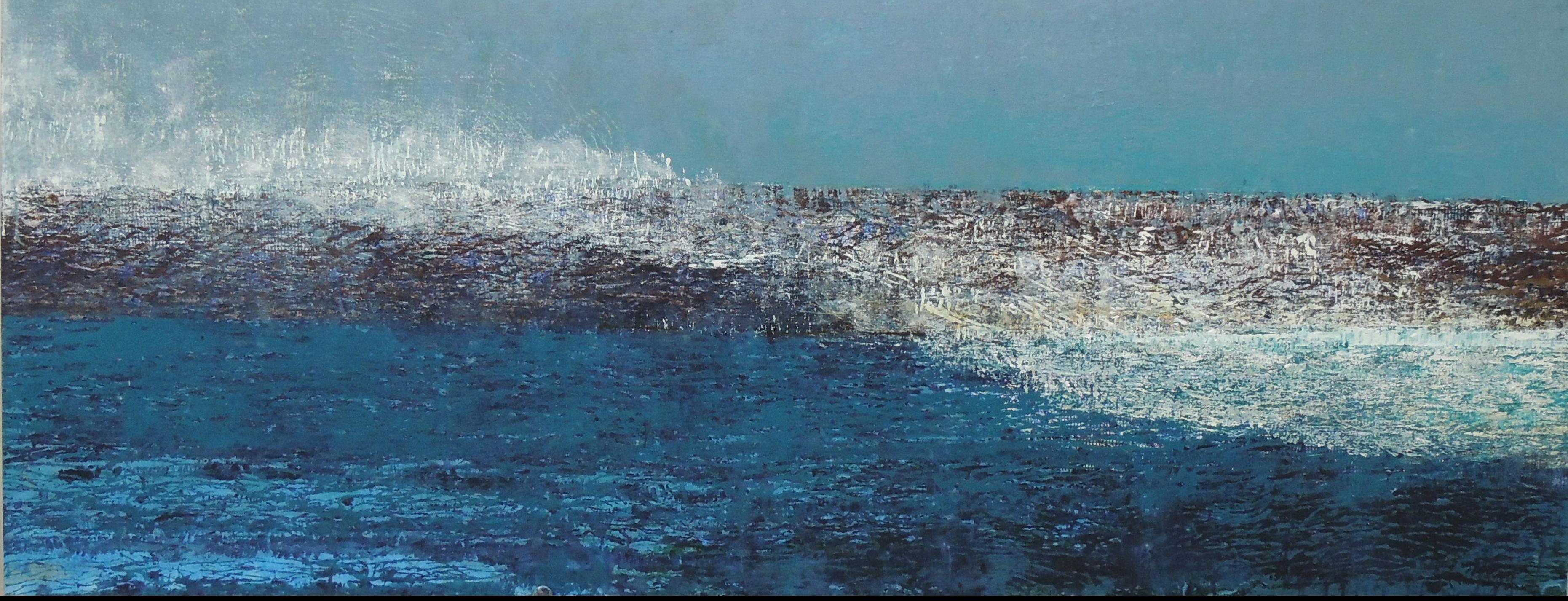 SOLD.Montgomery Reef runout.70X200